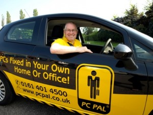 Damian Holland PC Pal Stockport