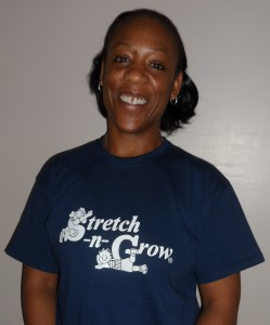 Jacqui Stevenson - Stretch-n-Grow - Salford